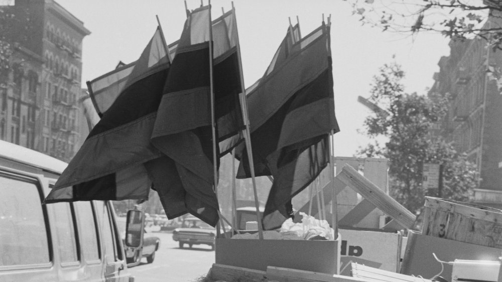 Black Panther Flags