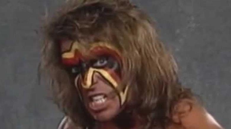Ultimate Warrior cuts intense promo