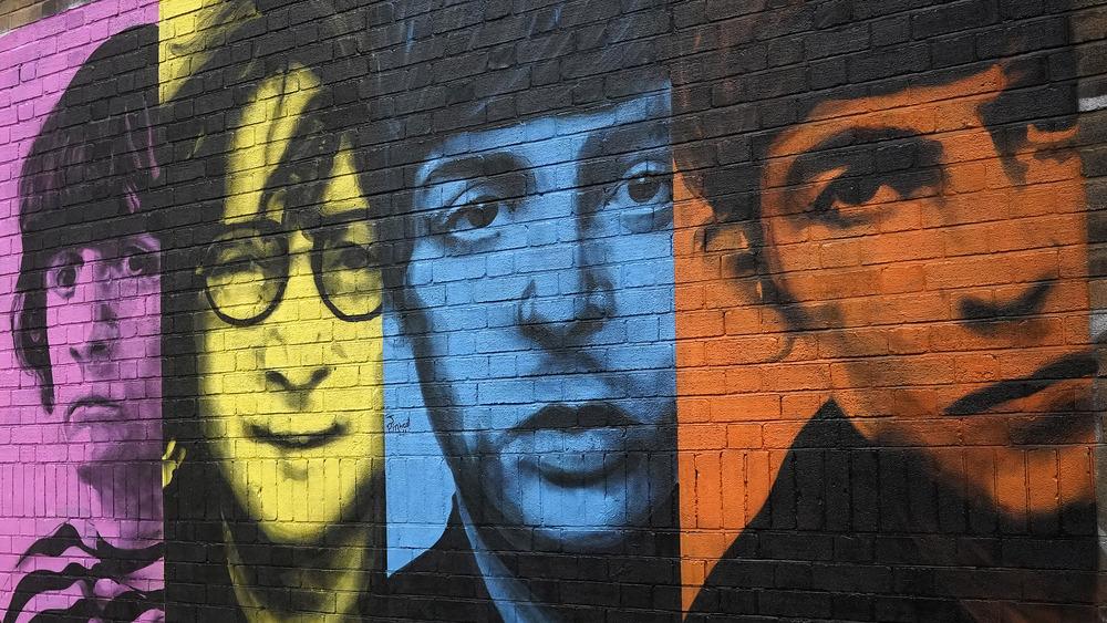 Beatles, John Lennon, lyrics