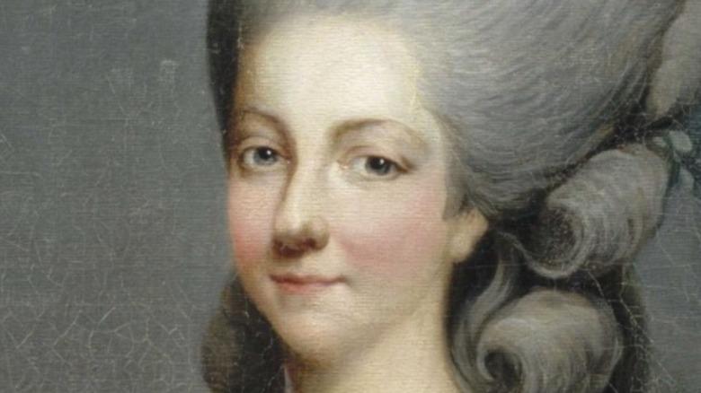 Marie Thérèse Louise of Savoy, Princesse de Lamballe