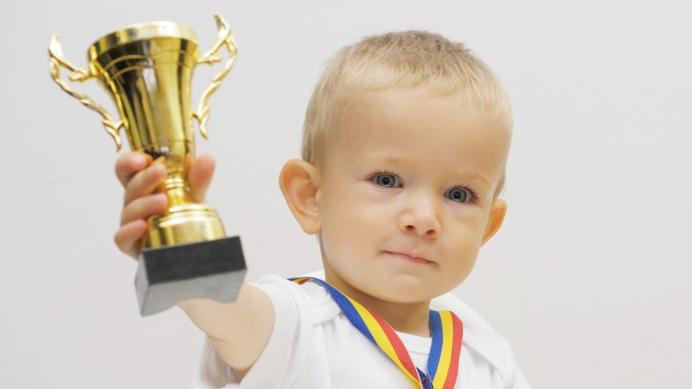 baby competition winner