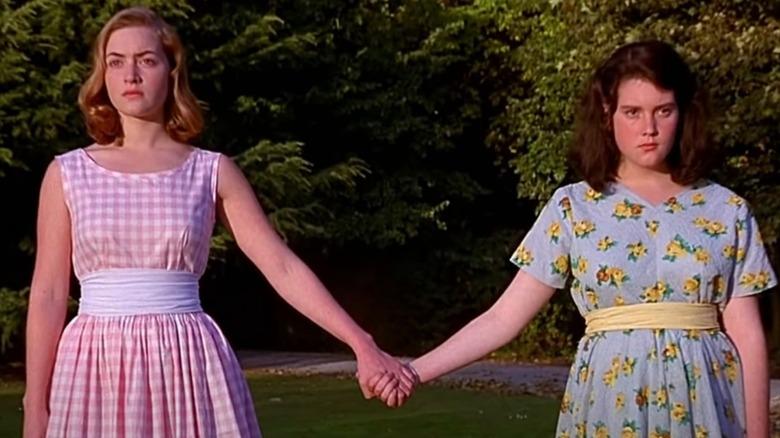 "Kate Winslet and Melanie Lynskey in ""Heavenly Creatures"""