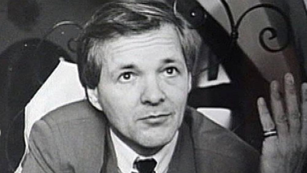 Austrian serial killer Jack Unterweger