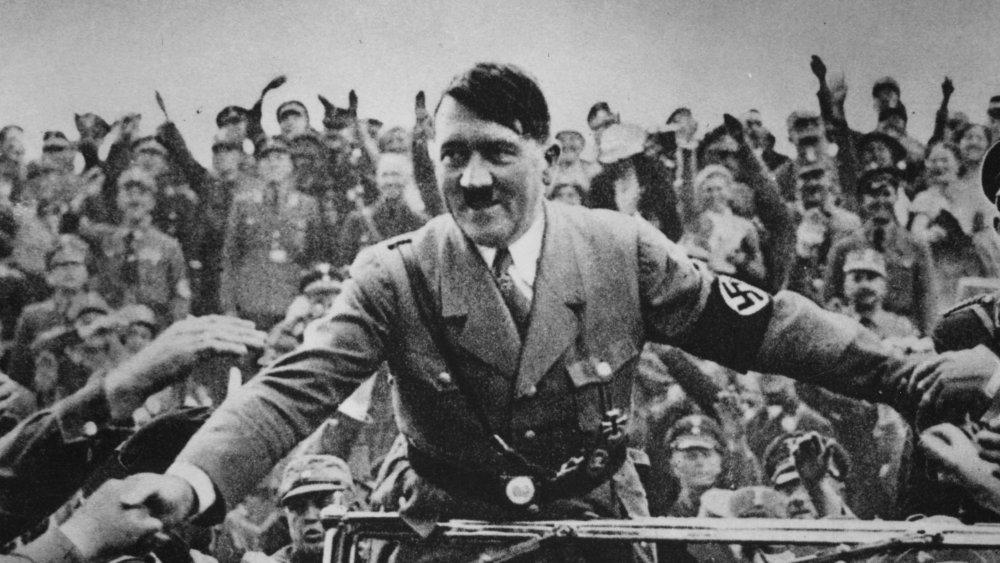 Hitler, Nazi, Car
