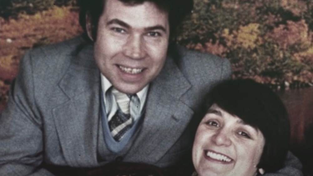 Fred and Rosemary West at the time of the murders