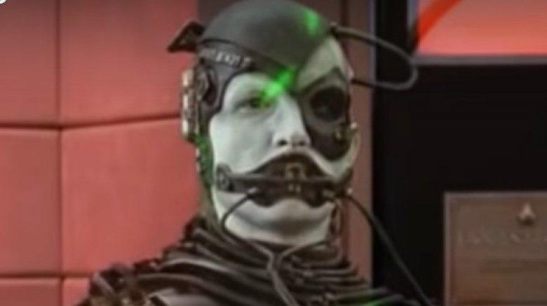 A Borg drone, Star Trek