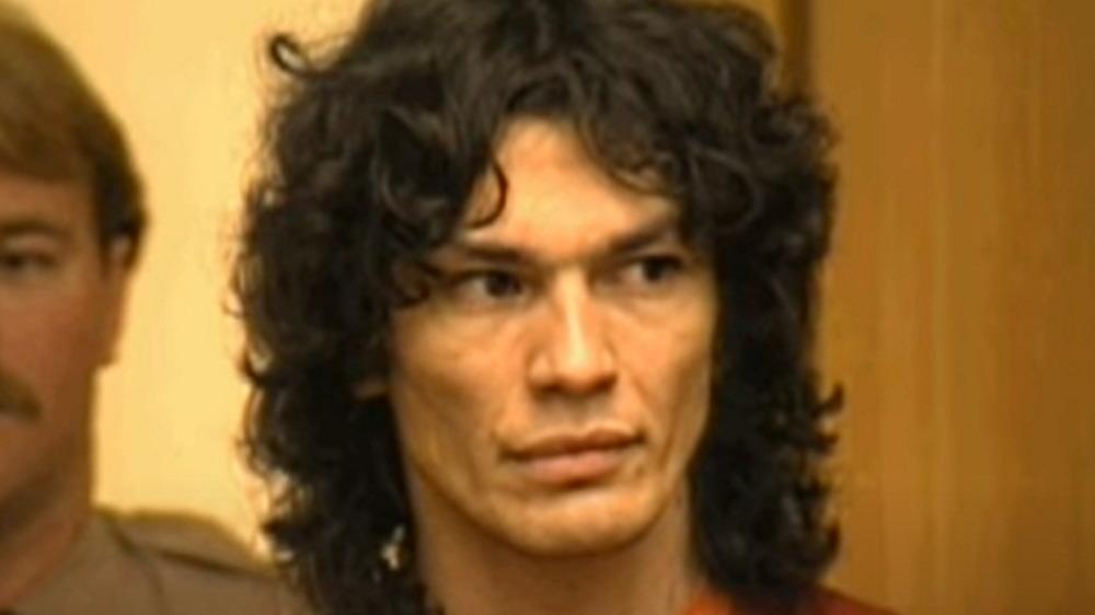 Serial killer Richard Ramirez