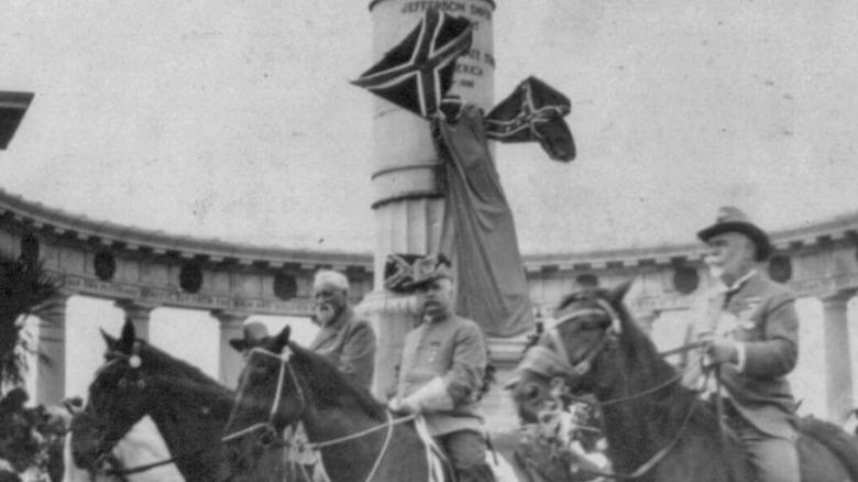 confederate parade