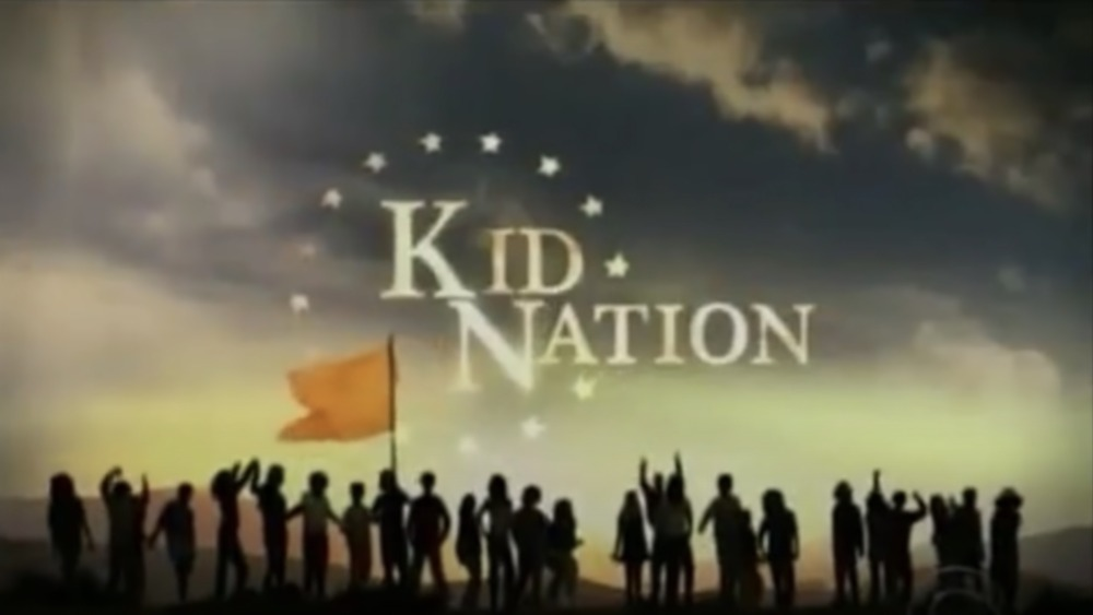 opening sequence of Kid Nation