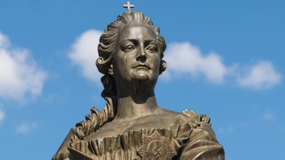 Statue of Catherine II