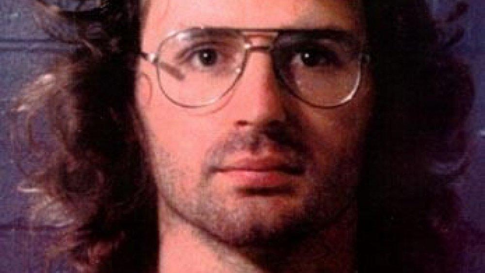 1987 mugshot of David Koresh from Waco, TX