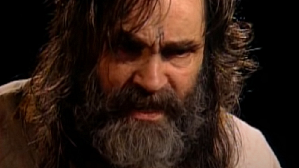Charles Manson interview with Diane Sawyer