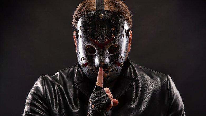 Serial Killer, Mask