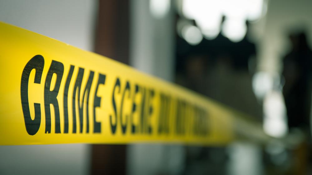 crime scene serial killer