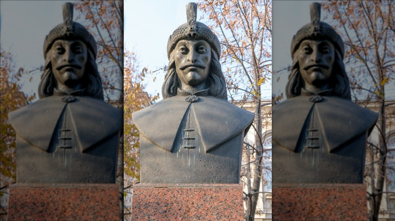 Statue of Vlad III the Impaler