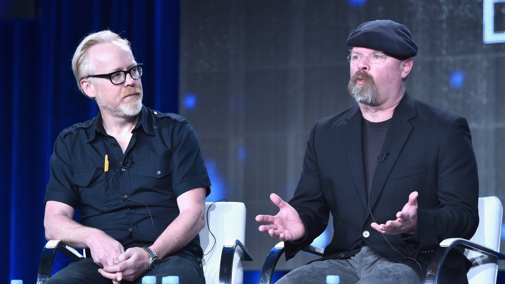 MythBusters Interview