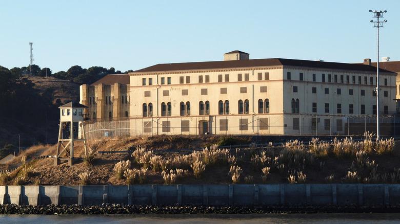 San Quentin prison