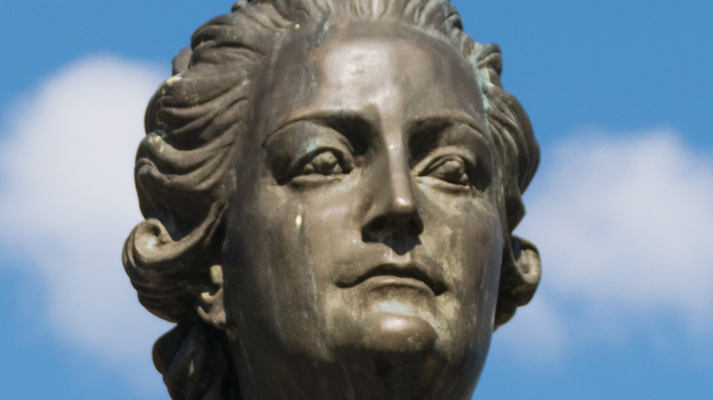 statue of Catherine the Great