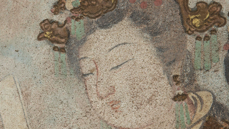 portrait of Wu Zetian