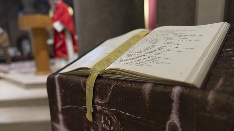 bible easter mass