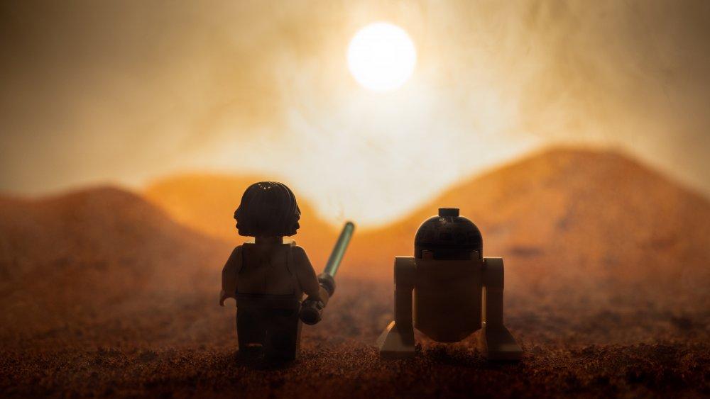 luke skywalker r2d2 star wars lego