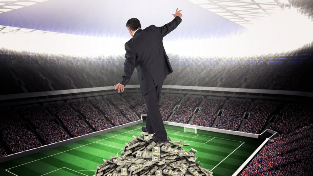 money stadium man