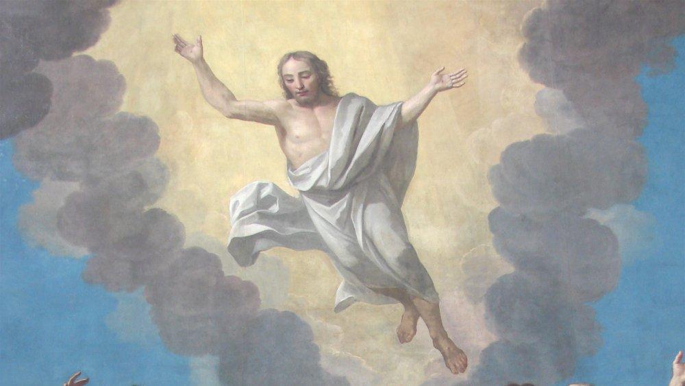 Ascension of Jesus by Hendrik Krock