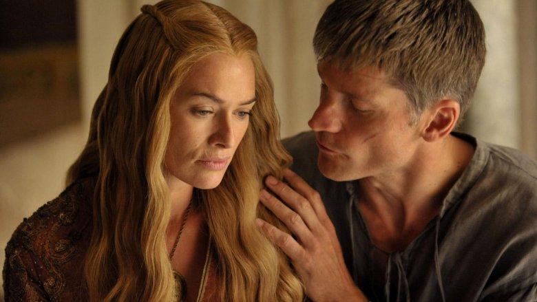 game thrones jamie cersei lannister