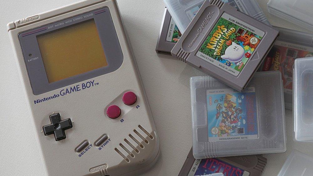 Game Boy, Christmas toy
