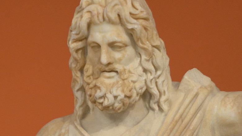 statue of Hades, 2nd century AD