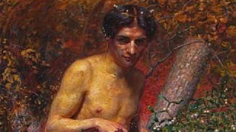 Loki, 1912 painting