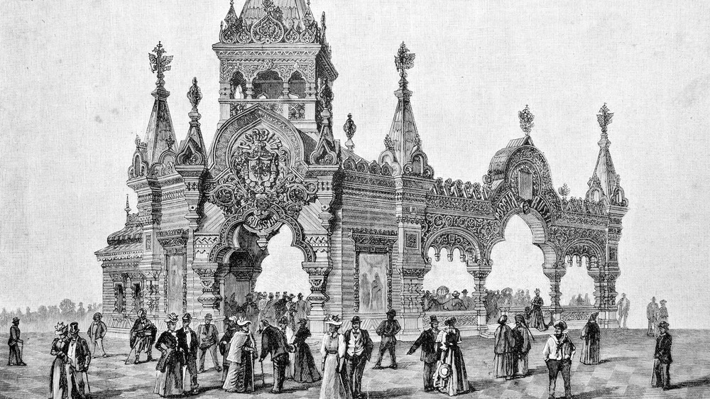 the 1893 Chicago World's fair