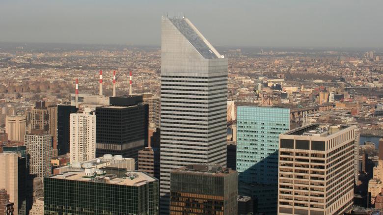 Citicorp Center Manhattan Skyline