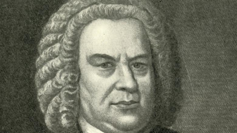 painting of Johann Sebastian Bach