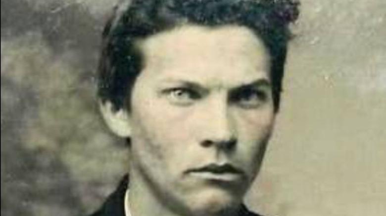 John Wesley Hardin portrait