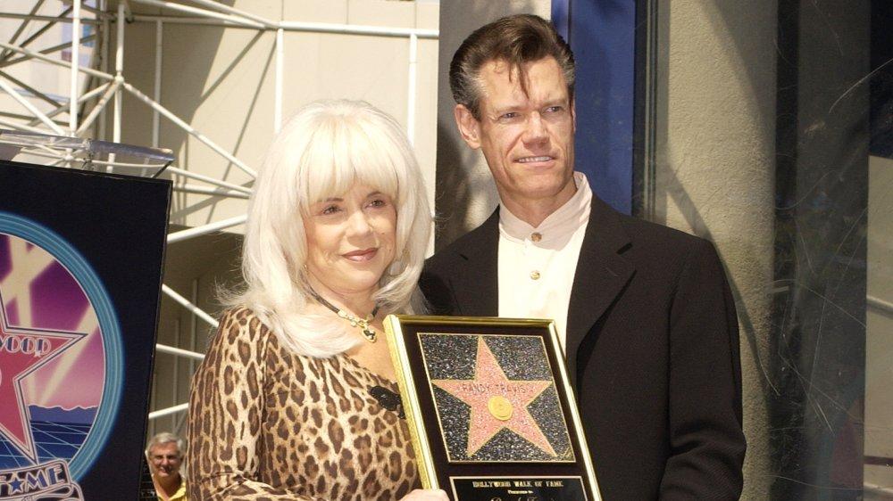 Lib and Randy Travis, 2004