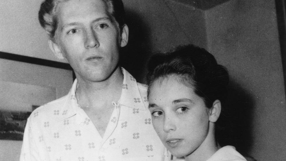 Jerry Lee Lewis, Myra Brown