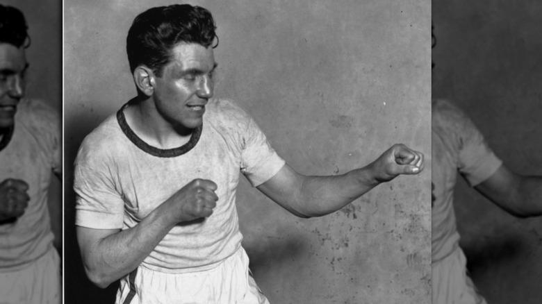 """American Olympian Edward """"Eddie"""" Eagan"""
