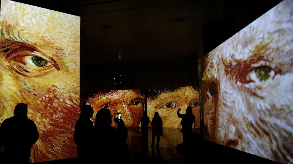 Van Gog exhibition