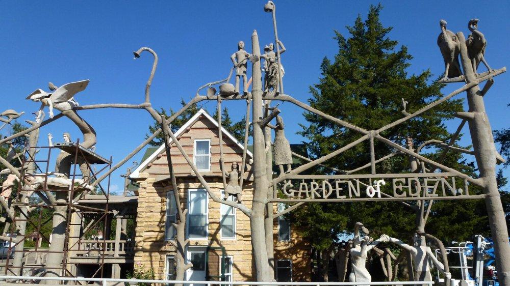 The Garden of Eden Lucas