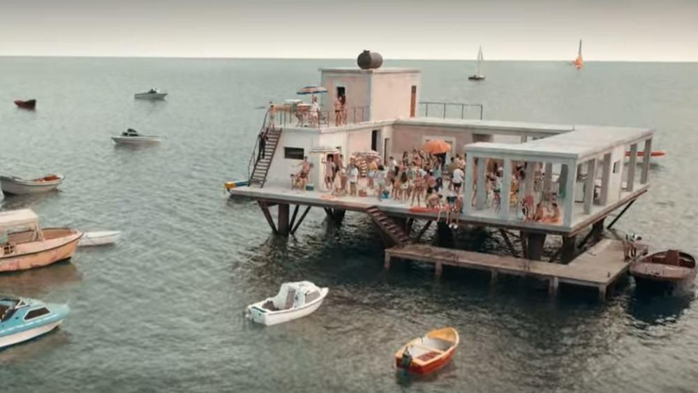Rose Island in the film