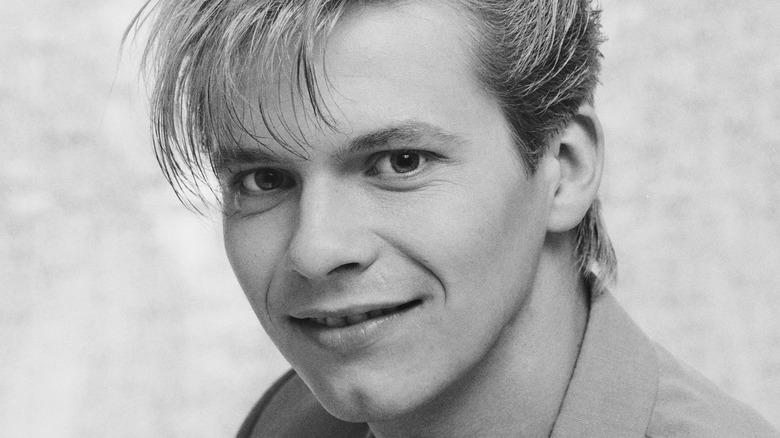 Duran Duran guitarist Andy Taylor