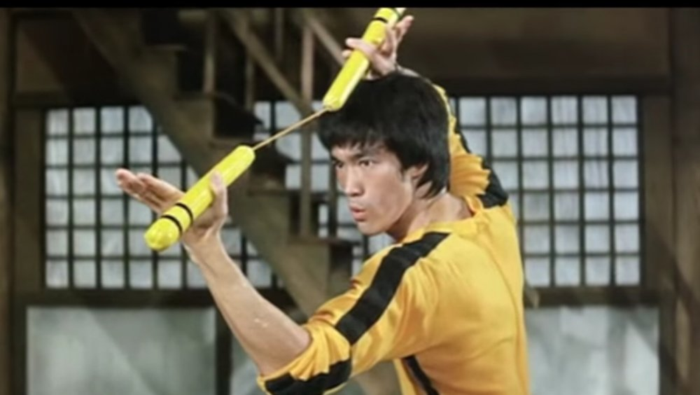 """Bruce Lee in """"Game of Death"""""""