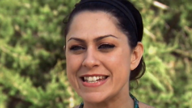 Danielle Colby smiling