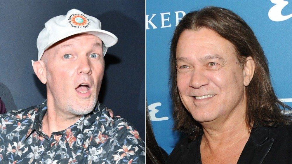 Eddie van Halen, Fred Durst
