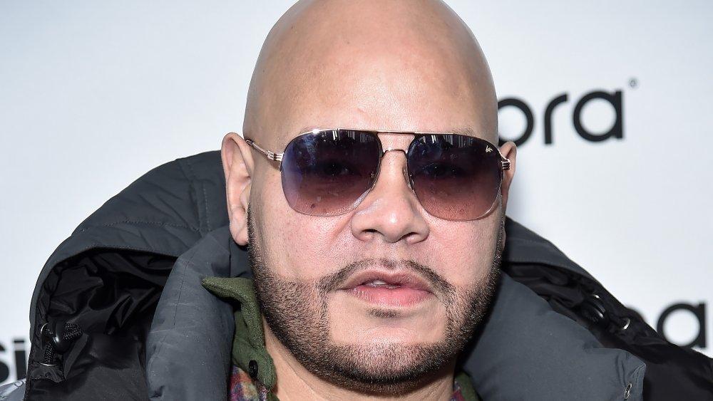 A close-up image of Fat Joe