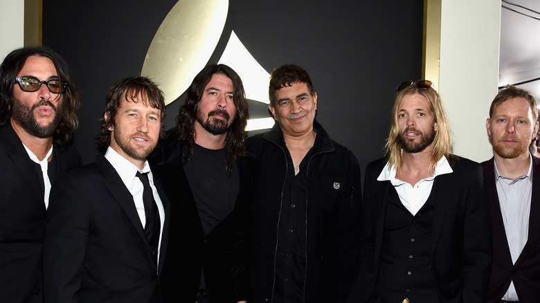 photo of the Foo Fighters