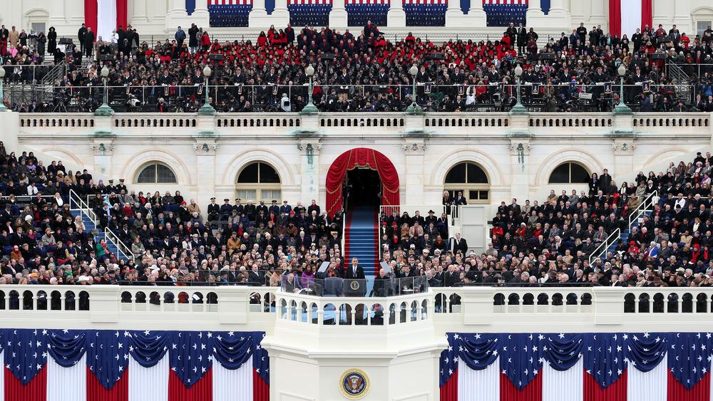 Barack Obama's inauguration