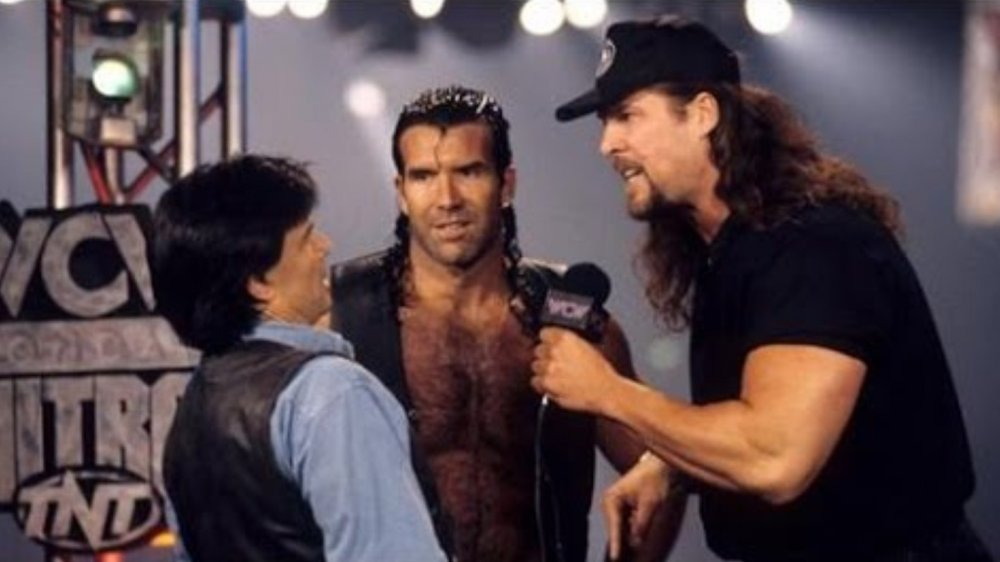 Kevin Nash WCW Monday Nitro debut