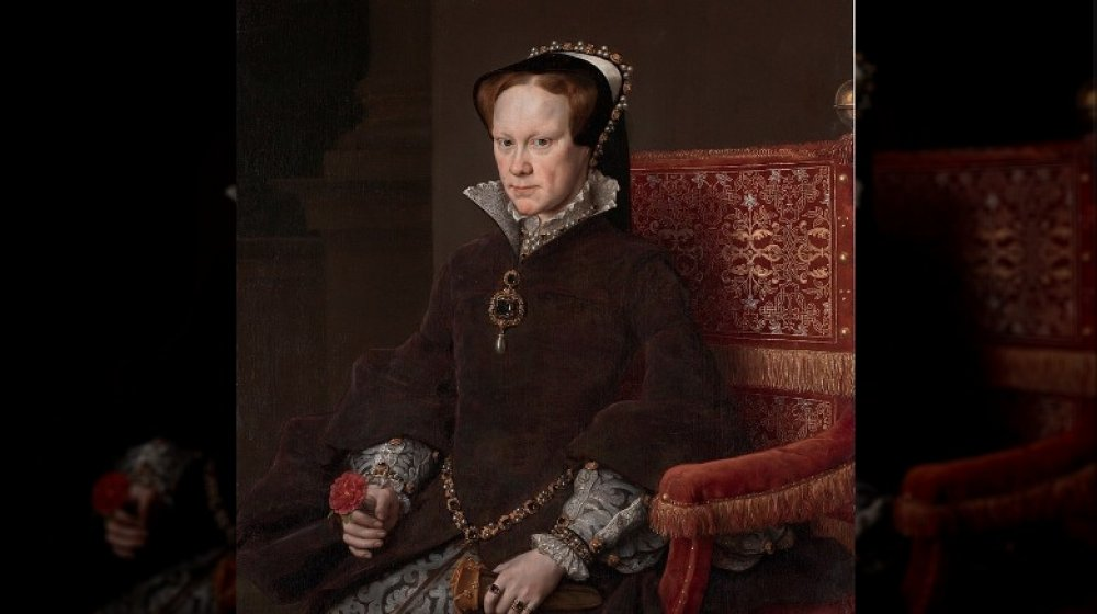 Queen Mary I of Englanbd
